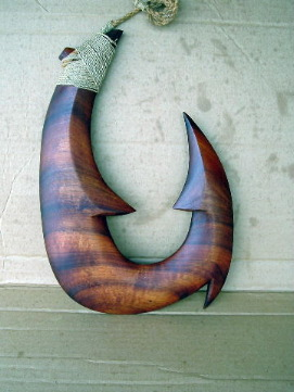 Wood Sculptor Richard M Howell Oceanic Wood Carving